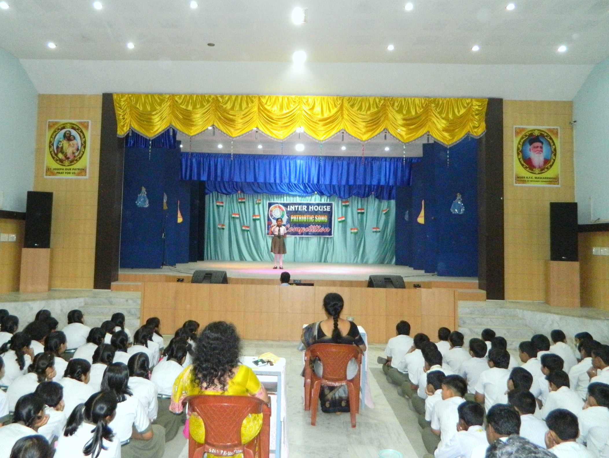 St  Joseph's Convent H S  School, Chittaranjan | Gallery